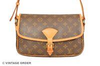 Louis Vuitton Monogram Sologne Shoulder Bag M42250 - G00524