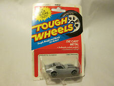 1981 Kidco Tough Wheels Classics 1/60 Chevrolet '69 Corvette Car #11500-3 NOC