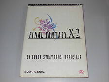 FINAL FANTASY X-2 10-2 GUIDA STRATEGICA UFFICIALE PIGGYBACK ITALIANA