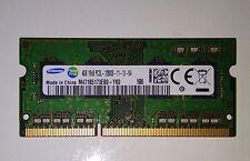 Samsung 4GB DDR3 260pin SODIMM M471B5173EB0