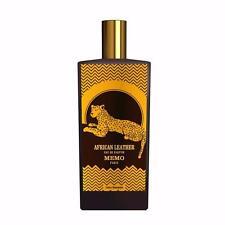 MEMO African Leather Eau de Parfum EDP Spray EDP 2.5 fl oz 75ml Sealed In Box