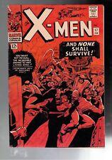 X-Men #17 6.0 FN 1963