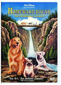 CHILDREN/FAMILY-Homeward Bound: The Incredible Journey (US IMPORT) DVD NEW