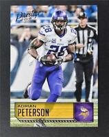 2016 Prestige #111 Adrian Peterson - NM-MT