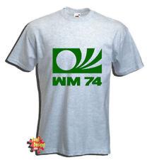 Markenlose Fußball Herren-T-Shirts mit Rundhals-Ausschnitt