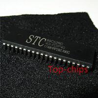 10PCS MCU STC89C52RC-40I-PDIP40 STC 89C52RC DIP40 MCU good STC Parts new