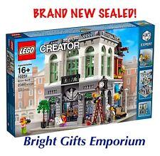 LEGO 10251 Creator Expert Brick Bank Brand NEW SEALED In Box Modular From SYDNEY