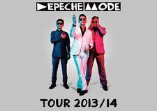 Depeche Mode-Poster für Musikfans