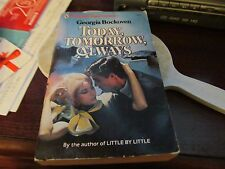 Today, Tomorrow, and Always by Georgia Bockoven (1985, Paperback)