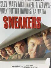 Sneakers DVD 1992 Collector's Edition Widescreen Robert Redford Sidney Poitier