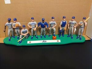 STARTING LINEUP NEW YORK METS TEAM LINEUP LIMITED EDITION 1989 Kenner