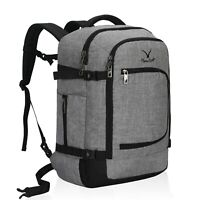 Travel Backpack Weekender Fight Approved Luggage Suitcase Convertible Carry-On