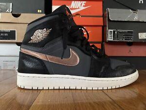 Nike Air Jordan 1 Retro High Bronze Medal Men's Size 9 [332550-016]