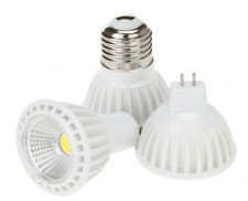 E27 MR16 GU10 GU5.3 E26 15W Dimmable LED SpotLight COB-2 Bulb High Power Lamp 21