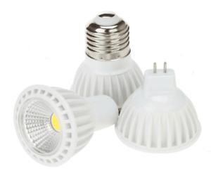 E27 MR16 GU10 GU5.3 E26 15W Dimmable LED SpotLight COB-2 Bulb High Power Lamp 21