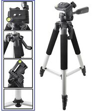 "57"" Pro Series Tripod With Case For Canon Vixia HF R20 R21 R200 R40 R42 M301 G20"