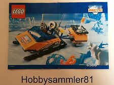 Lego® 6586 Town Bauanleitung Arctic - Polar Scout