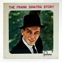 "The Frank Sinatra Story TFL 5030 12"" LP Vinyl 1958 FREE UK P&P"