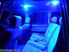 BRIGHT BLUE LED SMD INTERIOR LIGHT GLOBE INSERT TOYOTA 80 SERIES LANDCRUISER