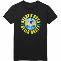 Beastie Boys 'Hello Nasty 20th Anniversary' T-Shirt *Official Merch*