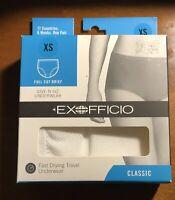 ExOfficio Give-N-Go Full Cut Brief - Women's White XS