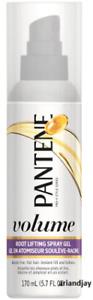 New Pantene Volume Root Lifting Spray Gel 5.7 fl oz