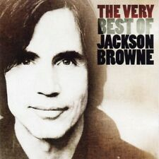 JACKSON BROWNE - The Very Best Of 2CDs *NEW* Running On Empty, The Pretender