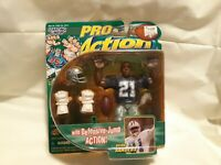 Starting Lineup Pro Action Dallas Cowboys Deion Sanders W/ Defensive-Jump Action