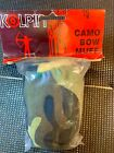 Vintage Kolpin Bow Hunting Muff Woodland Green Camo