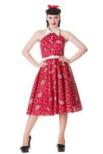 Polka Dot Regular Hand-wash Only Casual Dresses for Women