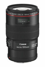 Canon EF 100mm F/2.8L Macro IS USM Lens (3554B002)