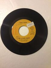 V10  45 giri - I get a funny feeling / So nice - Piero Cotto