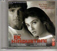 (CR164) Ek Hindustani, Soundtrack - 2002 CD