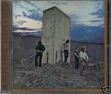 Who, The Who`s Next MCA 24 Karat Gold CD Rar