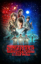 "Stranger Things (11"" x 17"") Movie Collector's Poster Print - B2G1F"