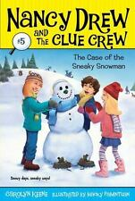 Case of the Sneaky Snowman 5 by Carolyn Keene (2006, Paperback)