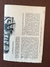 J1f Ephemera 1949 Article The Great New York Fire 1835 Herbert Asbury