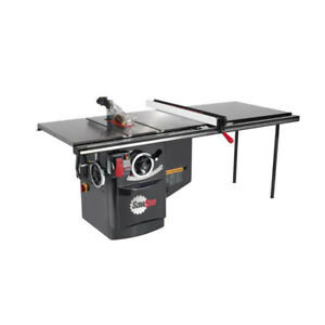 SawStop 230V 1Ph 3HP 13A Industrial Cabinet Saw w/ 52 in. Fence ICS31230-52 New