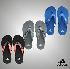 Mens Adidas Graphic Printed Flip Flops Summer Footwear Sizes UK from 5 to 13