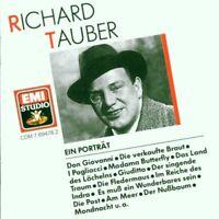 Richard Tauber • Ein Porträt CD