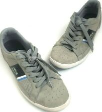 LACOSTE MEN'S SNEAKER SHOES SIZE 9 SPORT ATHLETIC CASUAL GRAY COLOR