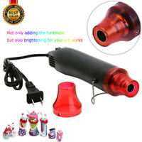 Multi-Purpose 300W Mini Hot Air Gun Hand Hold Heat Gun Embossing Drying Tool
