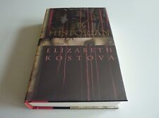 The Historian by Eilzabeth Kostova 1st Ed !st Print Signed with COA+Photo