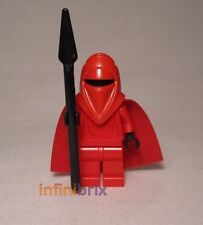 LEGO Royal Guardia da set 10188 Death Star Rosso FIGURE MINI WARS NUOVO sw040a