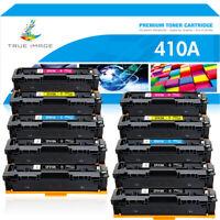 10PK Toner Compatible for HP 410A CF410A CF411 CF412 CF413 Color MFP M377dw