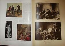 L'ILLUSTRATION 02-1937 musée FABRE à MONTPELLIER, villa JANE-ANDRE Antibes (06)