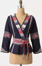 """Carnation Lily Lily Rose """"Attapeu Wrap Jacket """"Top $198--M"""