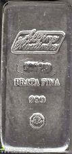Lingote plata fina 1000 Gramos ( 1 Kilo ) 999 mm. Albino Moutinlro