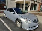 2008 Nissan Altima 2.5S 2008 Nissan Altima Coupe Grey FWD Manual 2.5S