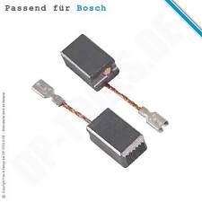 ESCOBILLAS de Carbón para Bosch GWS 7-115 E 6 , 5x8mm 1619p02870
